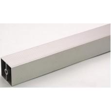 13.861.18 Ножка металл для стола D42-16мм длина 45см 4 компл -хром