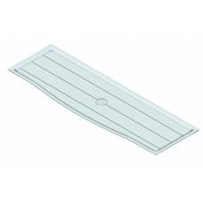 S 5213 Поддон прозрачный пластиковый в базу 70 см  К