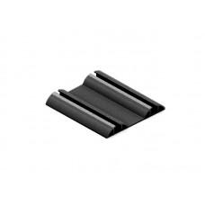 Нижняя направляющая  черный матовый 1,2мм 5,35м  Аристо Т