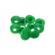 Зеленая  Заглушка для евровинта